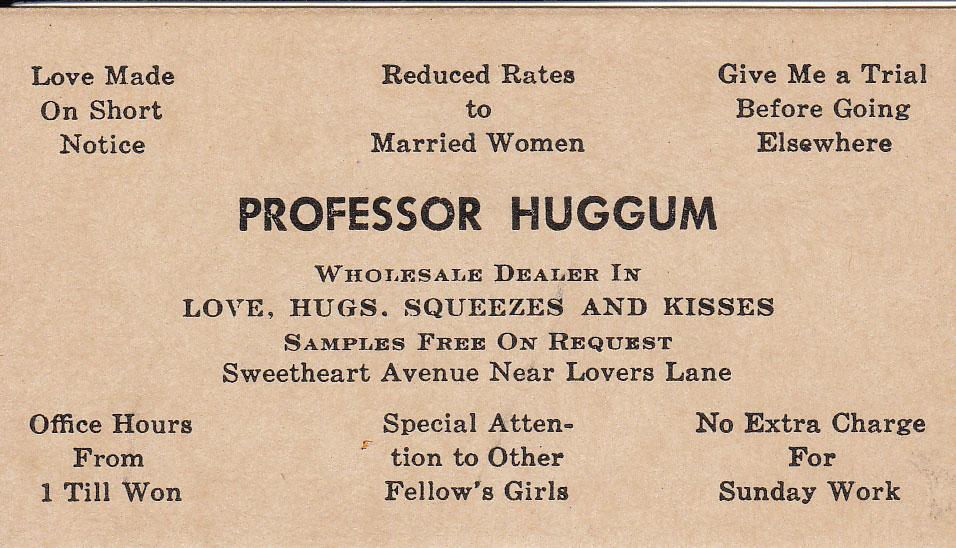 Professor Huggum